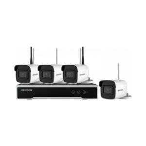 Kit sistem supraveghere Wireless Hikvision Bullet